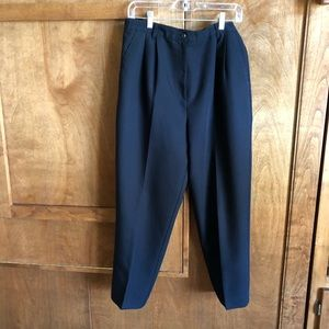SAG HARBOR Black slacks